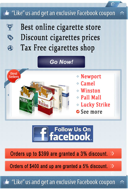 Online cigarettes Marlboro coupon codes